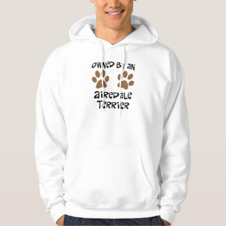 Owned By An Airedale Terrier Hoodie