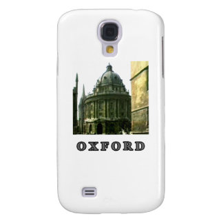 Oxford 1986 snapshot 143 Silver The MUSEUM Zazzle Galaxy S4 Covers