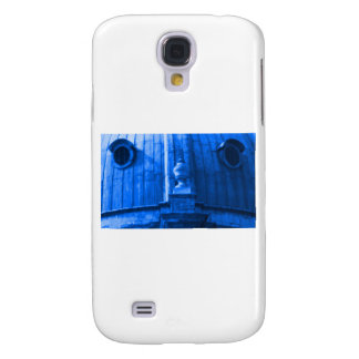 Oxford 1986 snapshot 163 Blue The MUSEUM Zazzle Gi Samsung Galaxy S4 Cover