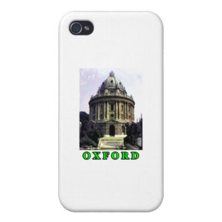 Oxford 1986 snapshot 198 Green The MUSEUM Zazzle G Cases For iPhone 4
