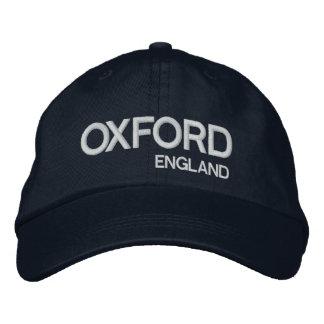 Oxford* Adjustable Hat Embroidered Hat