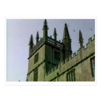 Oxford snapshot 098 The MUSEUM Zazzle Gifts Post Card