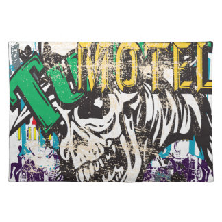 Oxygentees Funky American MoJo Placemat