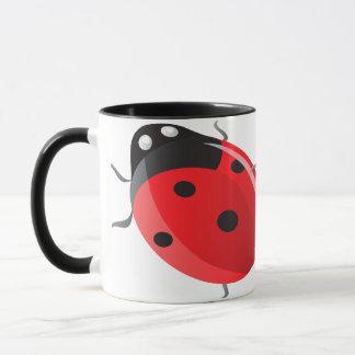 Oxygentees Ladybug Mug