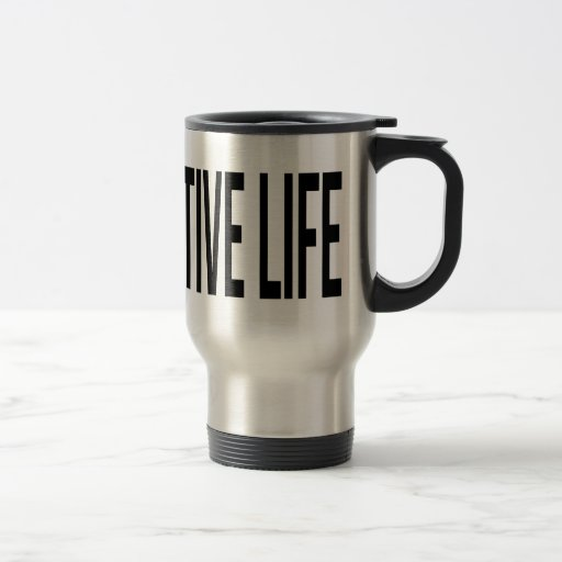 Oxygentees Live The Active Life Mug