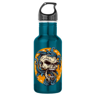 Oxygentees Loyal to None 532 Ml Water Bottle