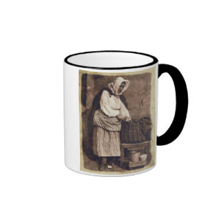 Oyster Woman, 1843-47 (salt paper print from calot Coffee Mug