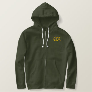OZ Australia Patriotic Embroidered Designer Jacket