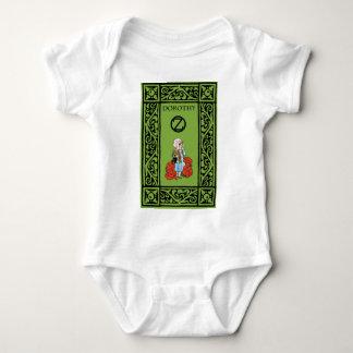 Oz - Dorothy Baby Bodysuit