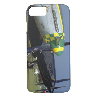 P51 Mustang Noses_WWII Planes iPhone 8/7 Case