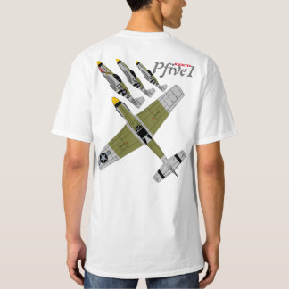 P-51 9th AF formation T-Shirt