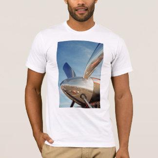 P-51 Mustang T-Shirt Prop Spinner