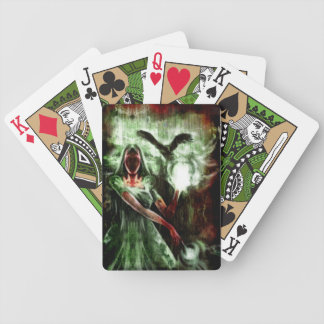 P. Emerson Williams Art Playing Cards