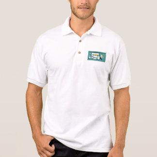 P.M.O.-Men's Gildan Jersey Polo Shirt