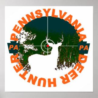 PA Deer Hunter Poster
