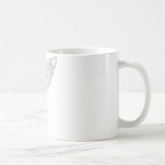 Pacific Salmon Habitat Basic White Mug