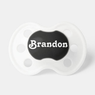 Pacifier Brandon