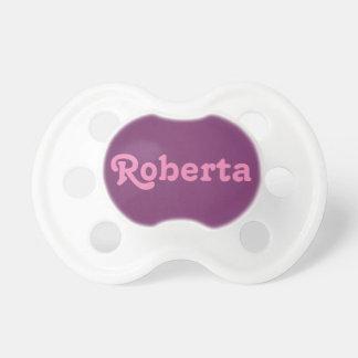 Pacifier Roberta