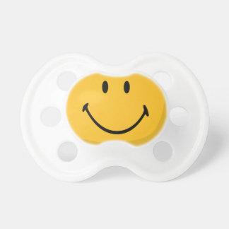 Pacifier Smiley Face