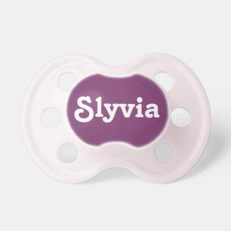 Pacifier Sylvia