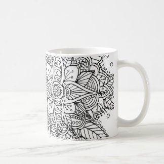 pack mandala coffee mug