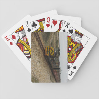 Pack Of Cards With Diesel Locomotive (Dungeness)