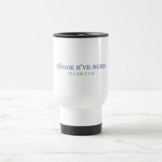 Pack road stainless steel travel mug