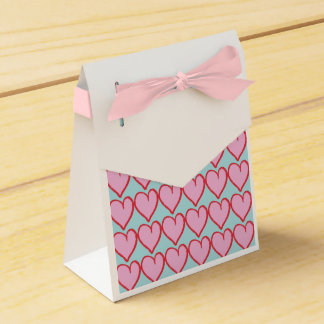 Package for gifts favour box