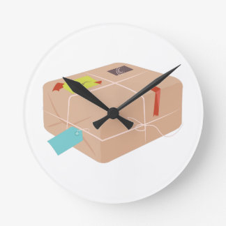 Package Round Clock