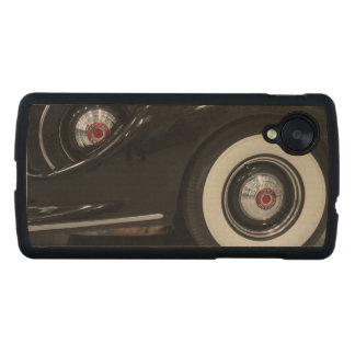 Packard Google Nexus 5 Slim Wood Case Carved® Maple Nexus 5 Slim Case