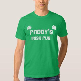 Paddy's Irish Pub - Paddy's Day Tee Shirts