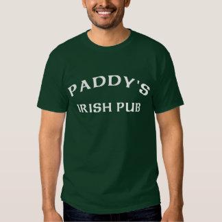 Paddy's Irish Pub Tshirts