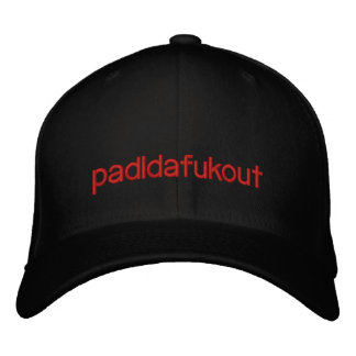 padldafukout baseball cap
