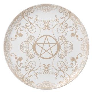 Pagan Renaissance: New Spring Plate