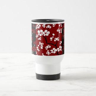 Pagoda Style Coffee Mug