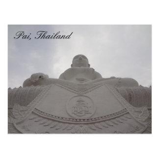 Pai, Thailand Postcard