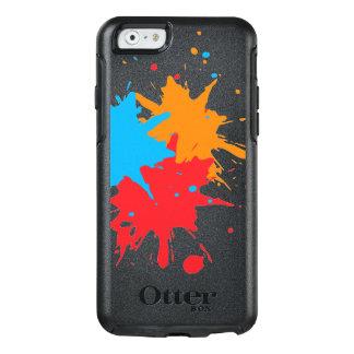 Paint Splat Apple iPhone 6/6s Symmetry Series Case