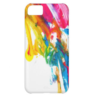 paint splatter color colors class brush stroke pap iPhone 5C case