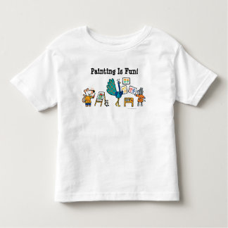 Paint with Maisy! Toddler T-Shirt