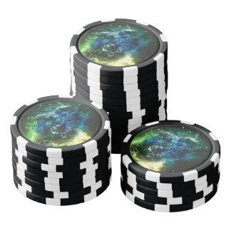 Paintball Poker Chips
