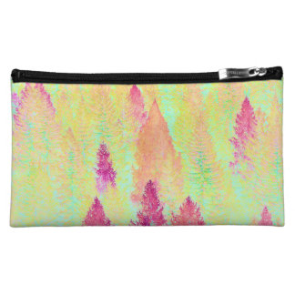 Painted Forest Cosmetic Bag
