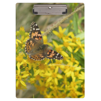 Painted Lady Butterfly Clipboard