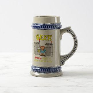 Pair of Kegs Mug