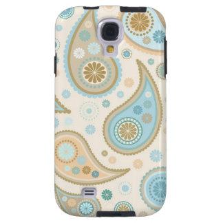 Paisley Funky Print Galaxy S4 Case