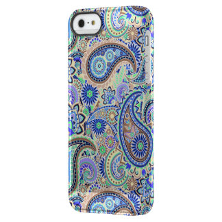 Paisley iPhone 5/5s Permafrost® Deflector Case