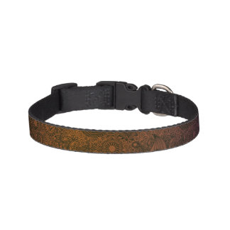 PAISLEY SUNRISE PET COLLAR