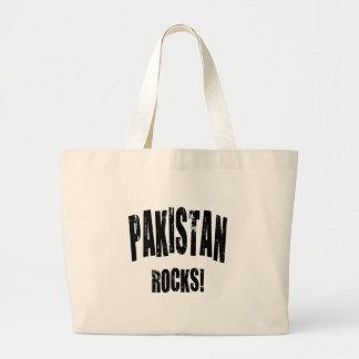 Pakistan Rocks Canvas Bags