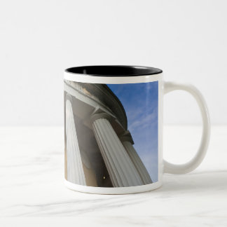 Palace of Czar Paul I, Temple of Friendship 2 Two-Tone Coffee Mug