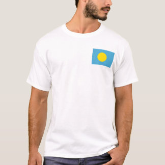 Palau National World Flag T-Shirt