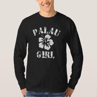 Palau Pink Girl T-Shirt
